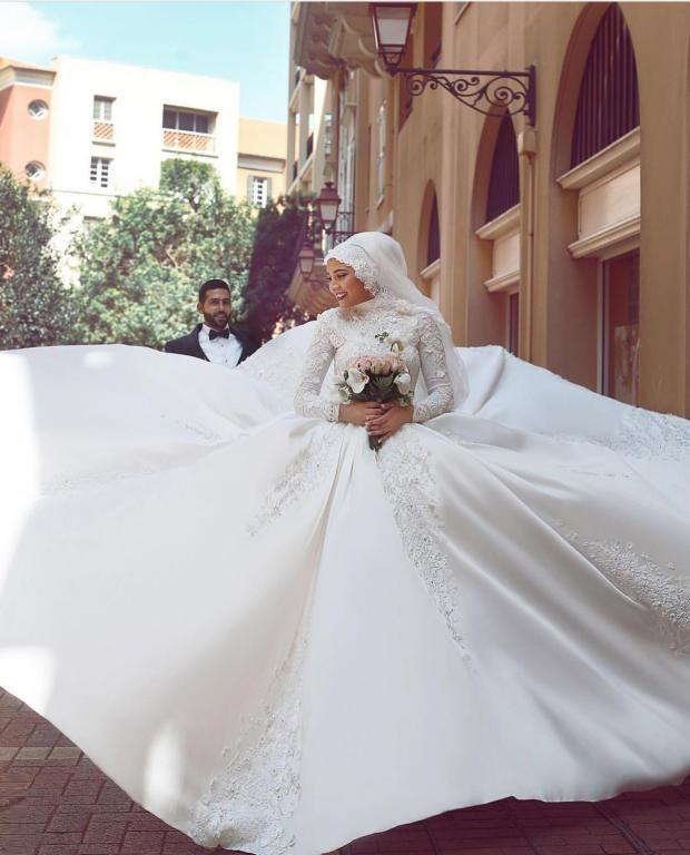 صور عريس وعروس اجمل صور عريس و عروس احلا كلام