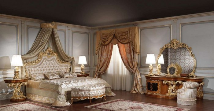 بالصور غرف نوم كلاسيك , كلاسيكيات الاثاث 6255 6