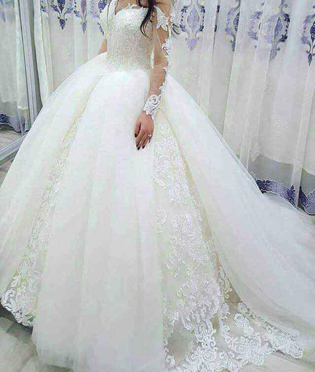 صورة صور بدلات اعراس , فساتين زفاف