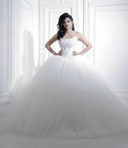 بالصور صور بدلات اعراس , فساتين زفاف 6258 5