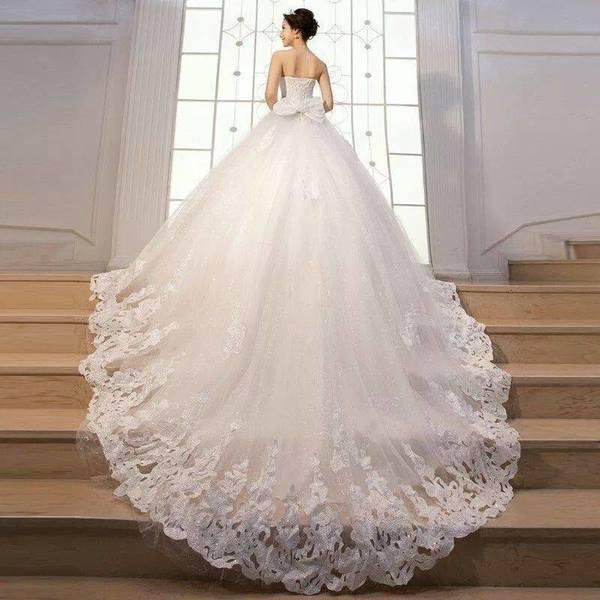 بالصور صور بدلات اعراس , فساتين زفاف 6258 6