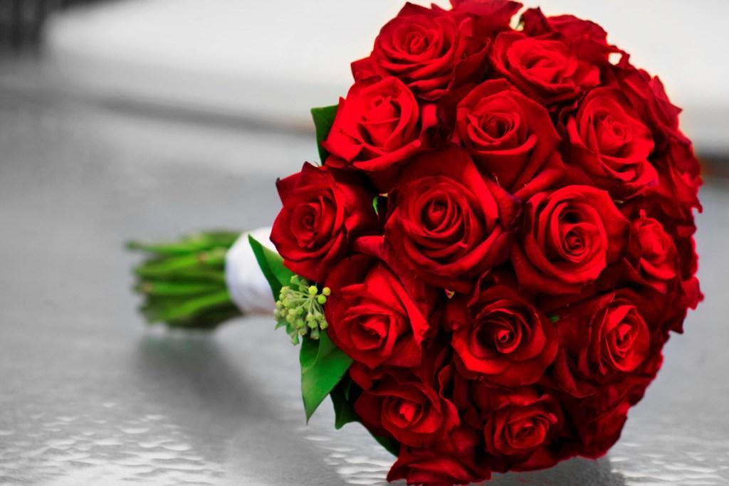 صورة بوكيه ورد احمر , اجمل ورد احمر