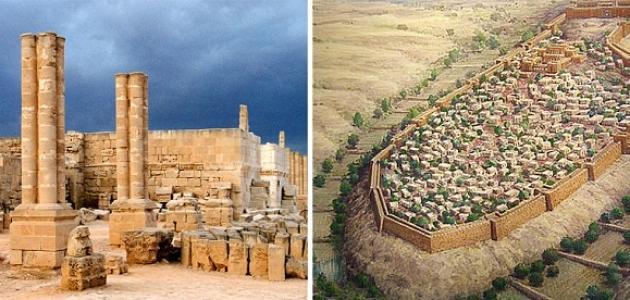 صور اقدم مدينة في العالم , تاريخ اقدم مدينه بالعالم