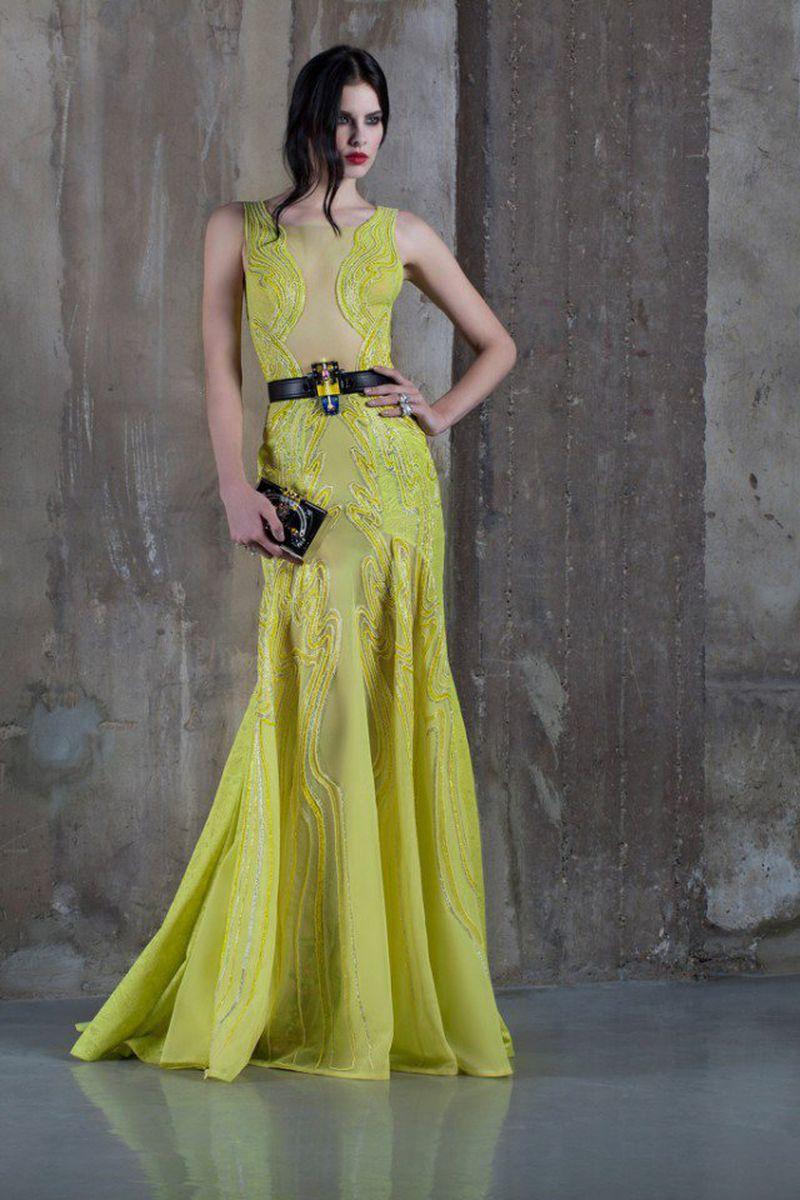 بالصور احدث موديلات الفساتين , صيحات الموضه في الفساتين 3132 8