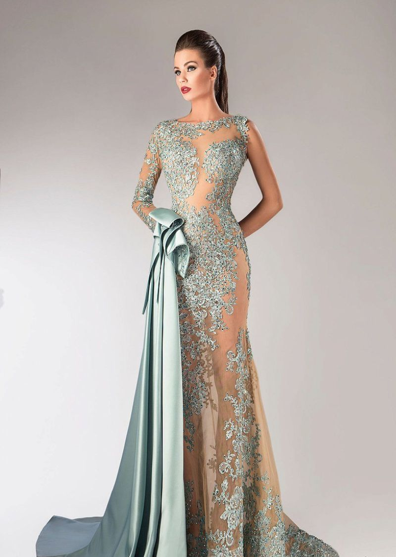بالصور احدث موديلات الفساتين , صيحات الموضه في الفساتين 3132 9