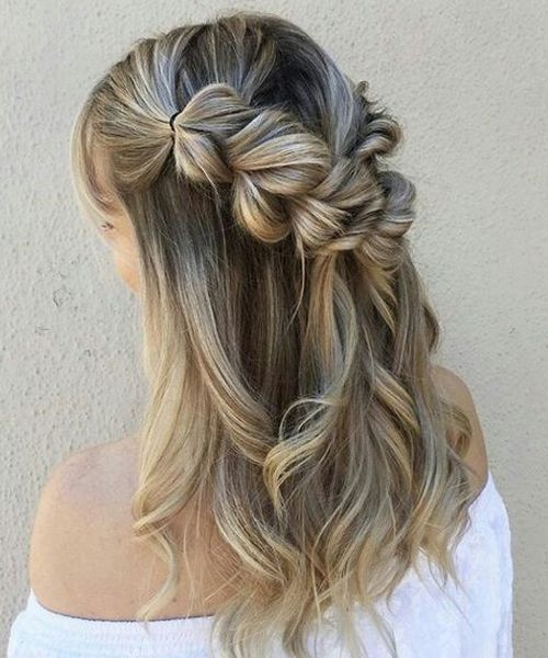بالصور تسريحات شعر بنات كبار , اجمل واحدث تسريحات الشعر 3230 1
