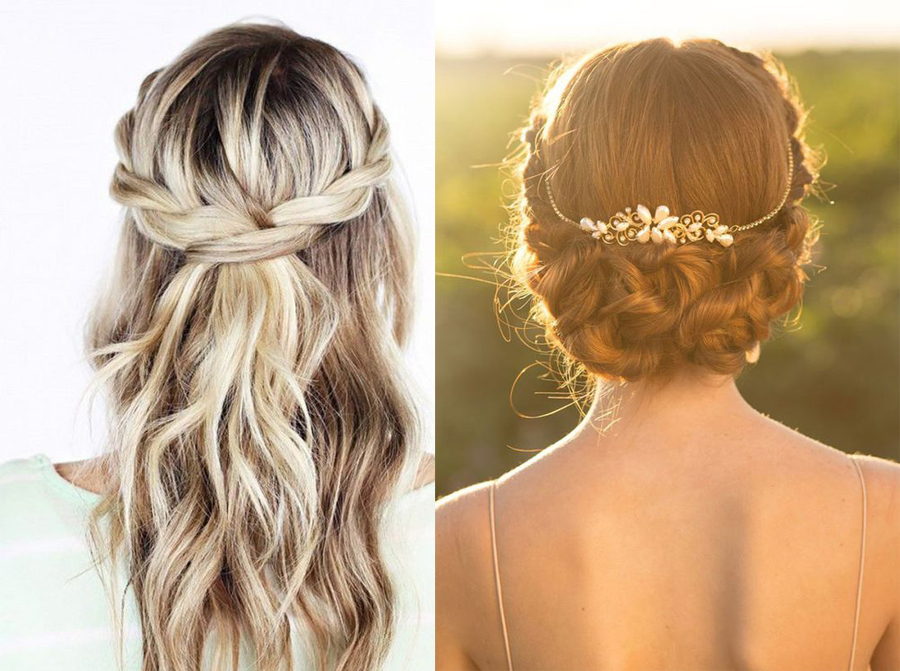 بالصور تسريحات شعر بنات كبار , اجمل واحدث تسريحات الشعر 3230 2