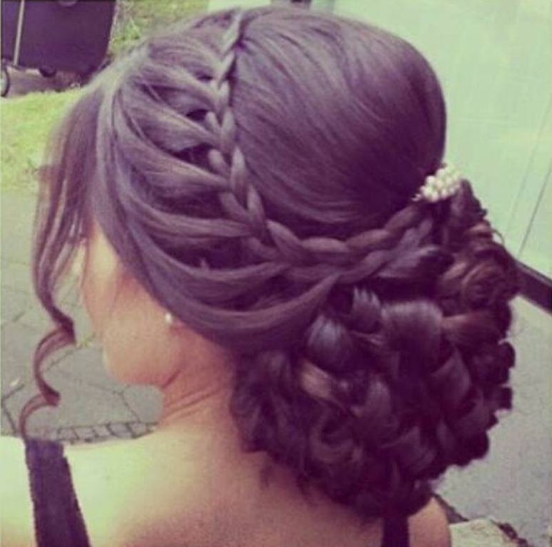 بالصور تسريحات شعر بنات كبار , اجمل واحدث تسريحات الشعر 3230 4