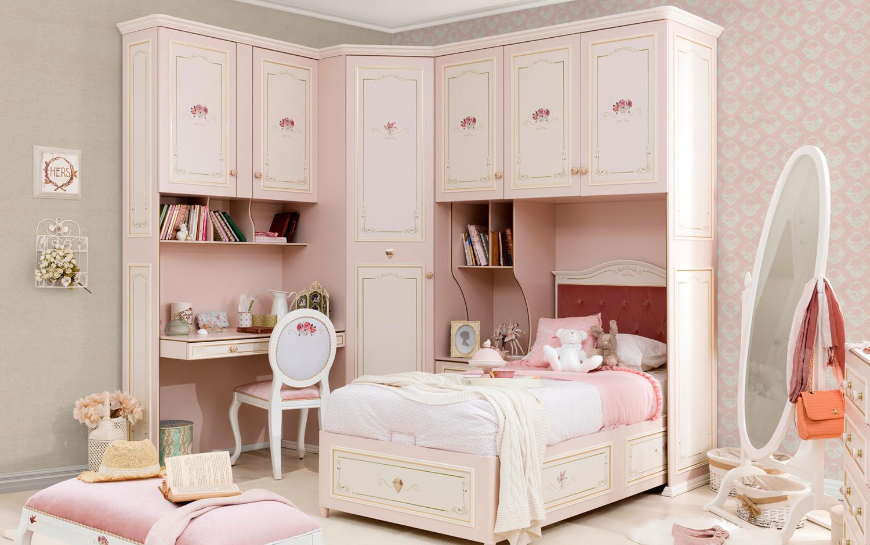 بالصور صور غرف بنات , اجمل ديكورات غرف البنات 3252 11