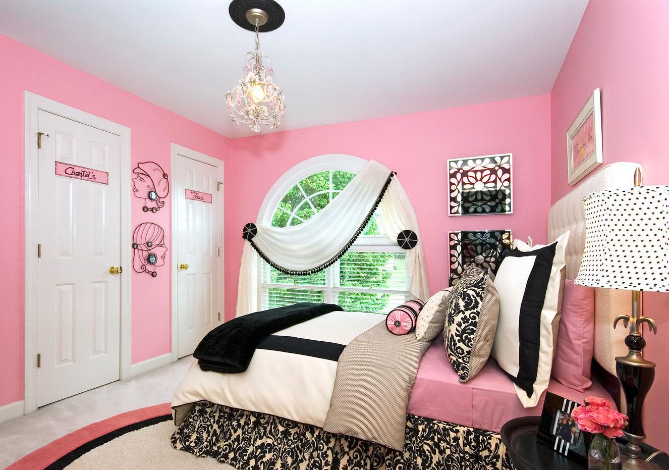 بالصور صور غرف بنات , اجمل ديكورات غرف البنات 3252 3