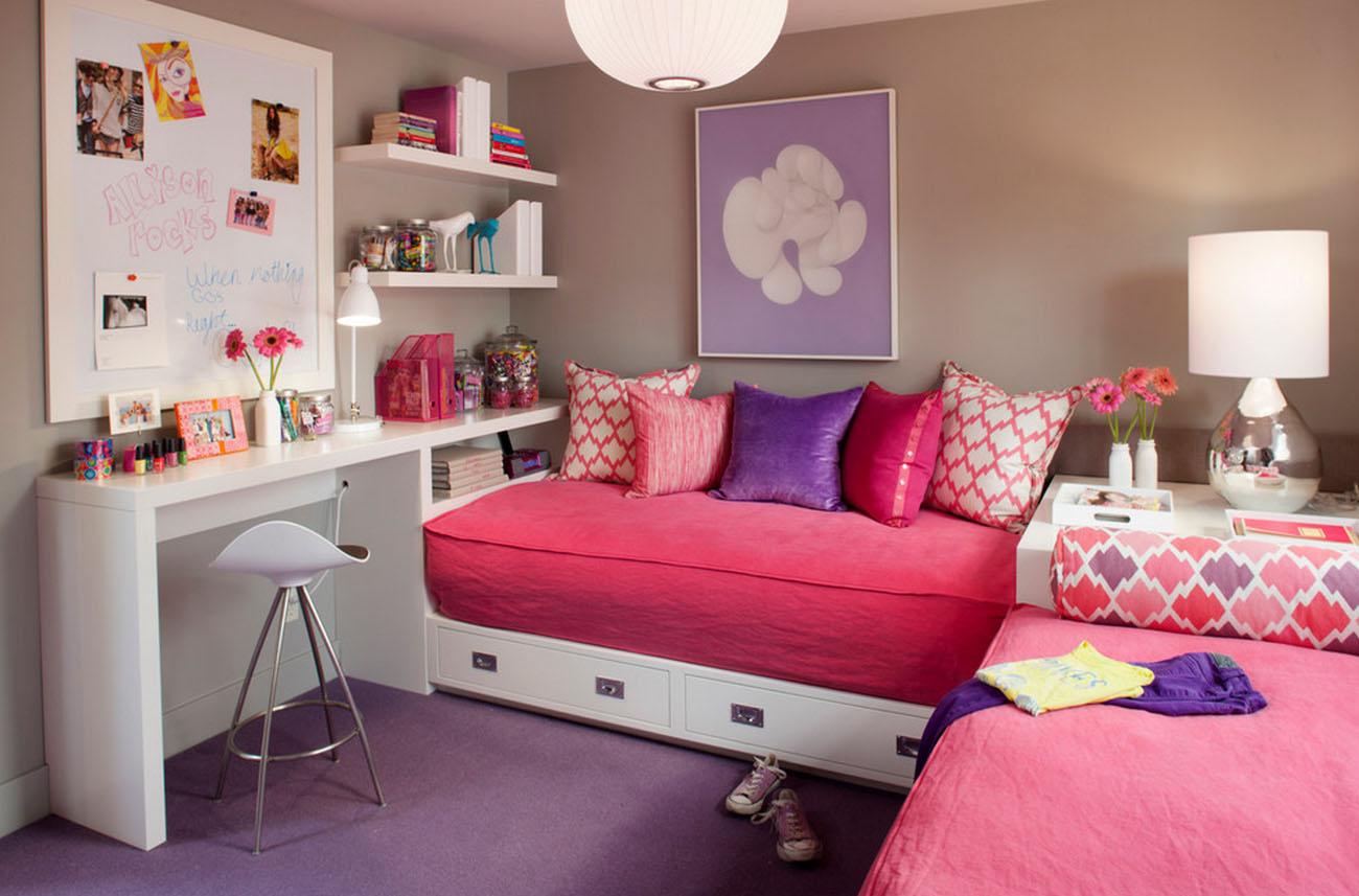 بالصور صور غرف بنات , اجمل ديكورات غرف البنات 3252 4