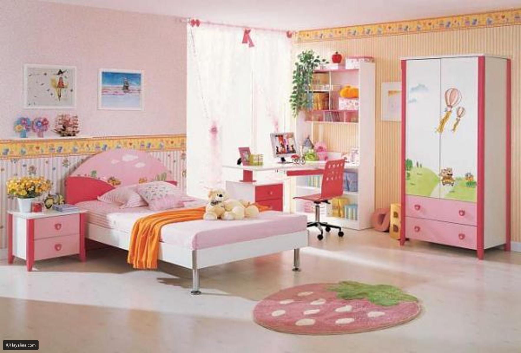 بالصور صور غرف بنات , اجمل ديكورات غرف البنات 3252 6