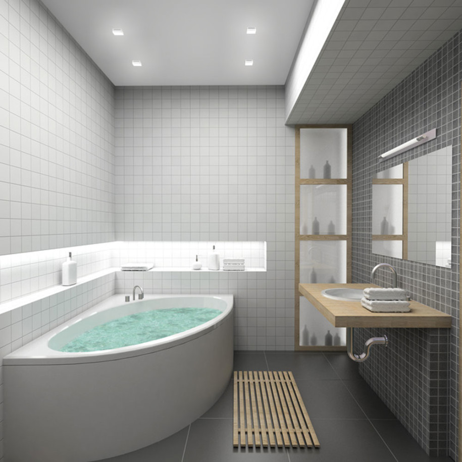 بالصور تصميم حمامات , اجمل ديكورات الحمامات 3285 1