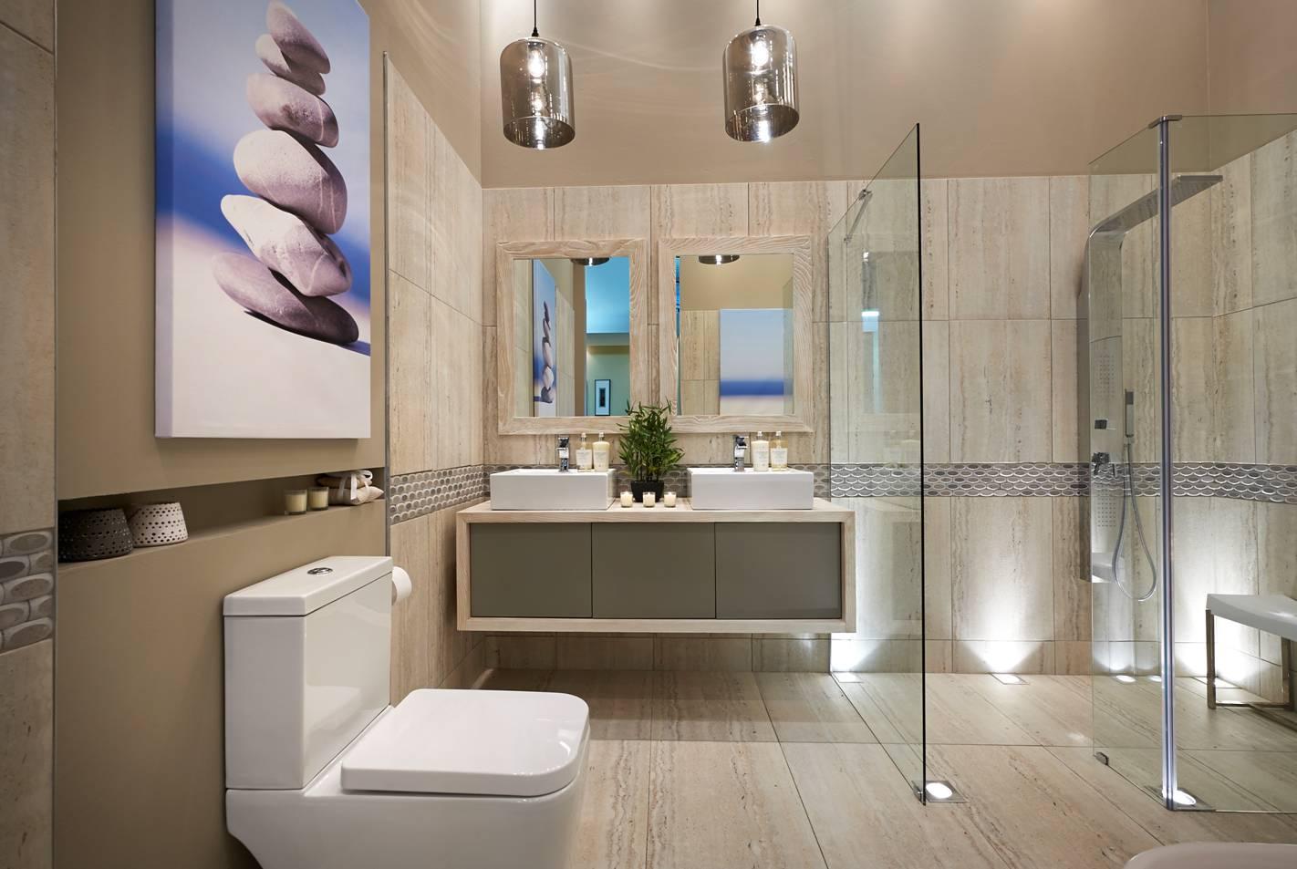 بالصور تصميم حمامات , اجمل ديكورات الحمامات 3285 7