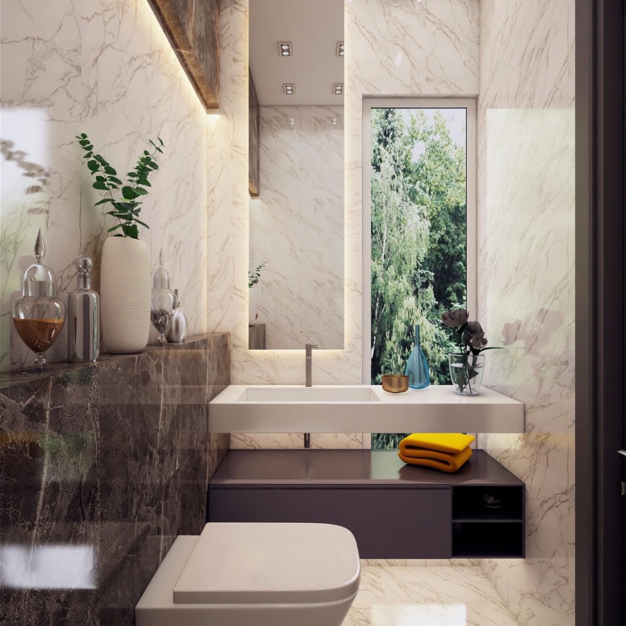 بالصور تصميم حمامات , اجمل ديكورات الحمامات