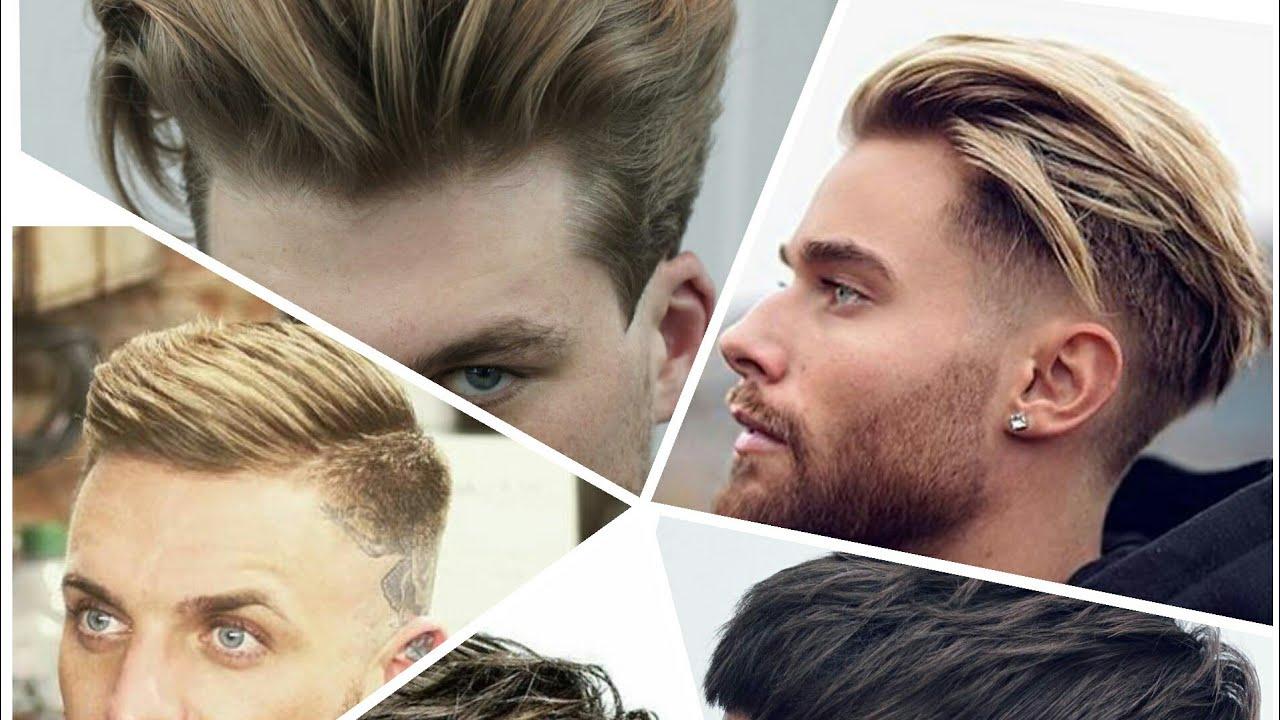 بالصور احدث قصات الشعر للشباب , موضه الشعر الطويل 3553 10