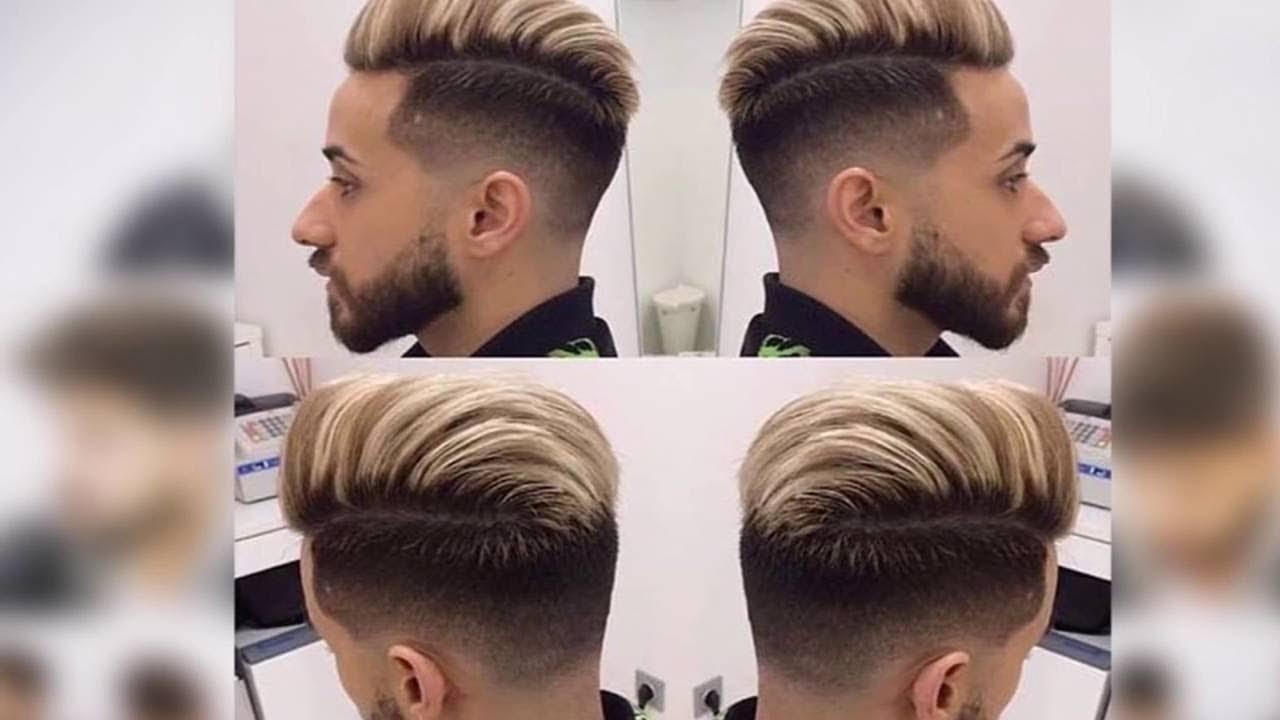 بالصور احدث قصات الشعر للشباب , موضه الشعر الطويل 3553 11