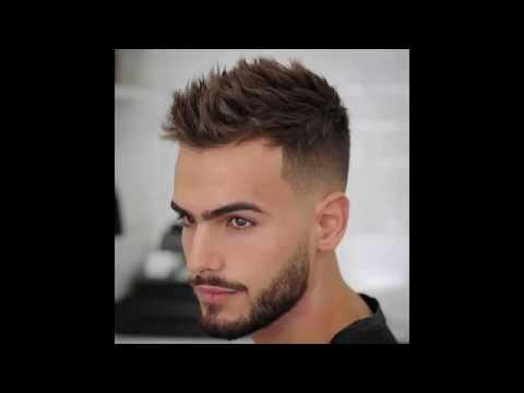 بالصور احدث قصات الشعر للشباب , موضه الشعر الطويل 3553 3