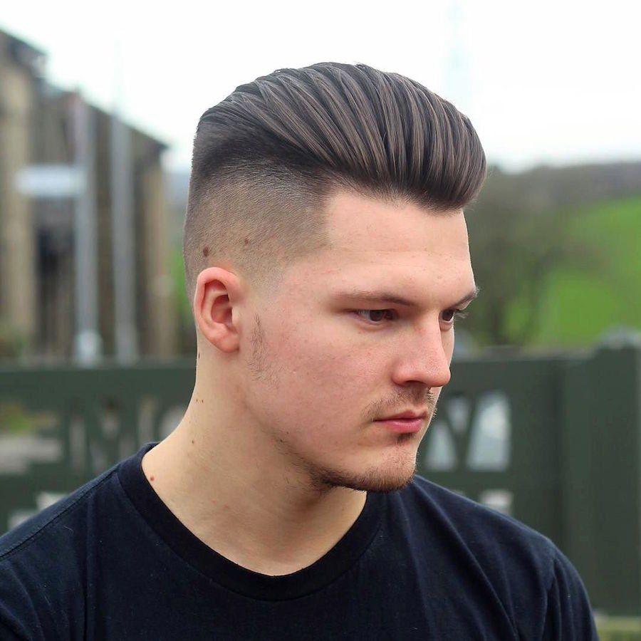بالصور احدث قصات الشعر للشباب , موضه الشعر الطويل 3553 6