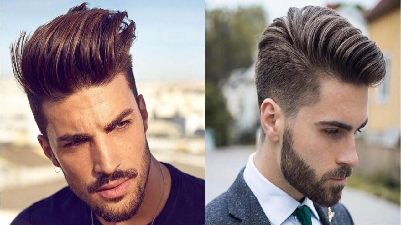 بالصور احدث قصات الشعر للشباب , موضه الشعر الطويل 3553 9