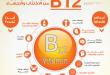 بالصور فيتامين b12 , اعراض نقص فيتامين b12 3758 1 110x75