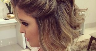 صورة تسريحات شعر قصير , اجمل قصات الشعر
