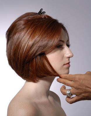 بالصور تسريحات شعر قصير , اجمل قصات الشعر 4264 8