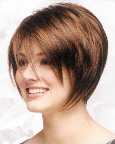 بالصور تسريحات شعر قصير , اجمل قصات الشعر