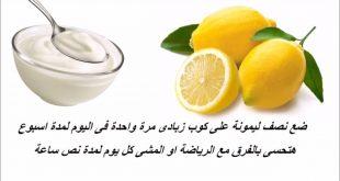 صورة رجيم الكرش , وصفات لتنزيل الكرش بشكل سريع