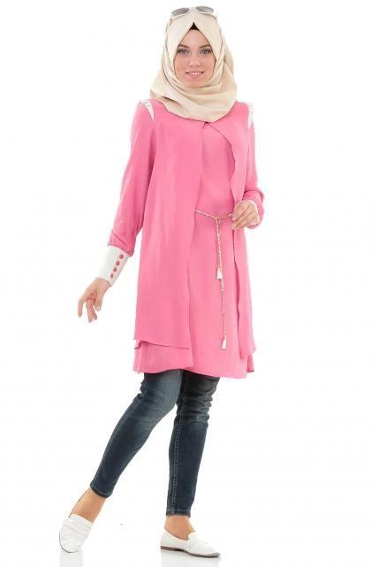 بالصور لبس بنات محجبات , اجمل ملابس المحجبات 4276 3