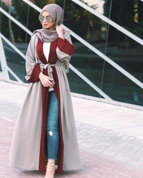 بالصور لبس بنات محجبات , اجمل ملابس المحجبات 4276 5