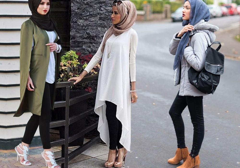 بالصور لبس بنات محجبات , اجمل ملابس المحجبات 4276 8
