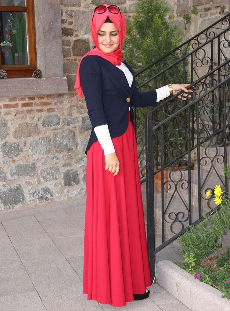 بالصور لبس بنات محجبات , اجمل ملابس المحجبات 4276 9