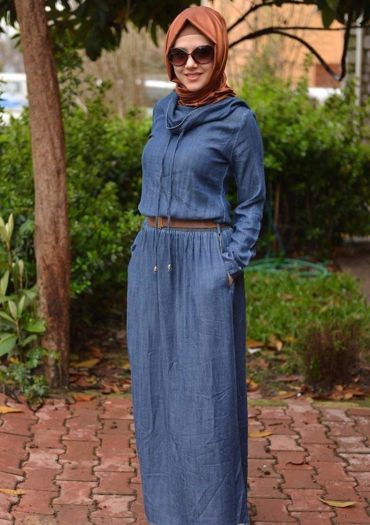 بالصور لبس بنات محجبات , اجمل ملابس المحجبات 4276