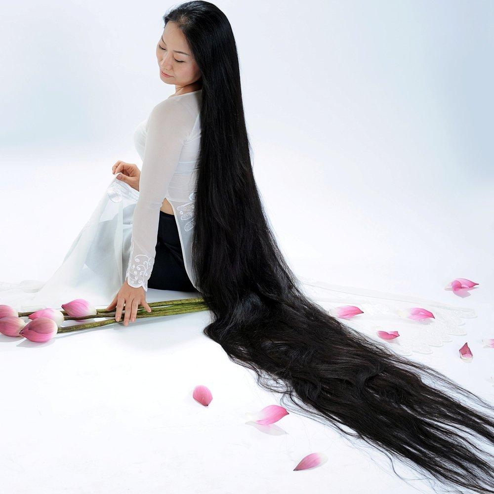 صورة تطويل الشعر بسرعه فائقه , استخدام الزيوت لتطويل الشعر