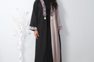 صورة عبايات اماراتية , ملابس نساء اماراتيه رائعه