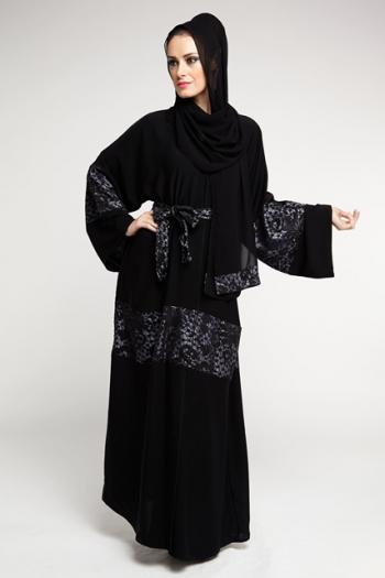 بالصور عبايات اماراتية , ملابس نساء اماراتيه رائعه 4288 3