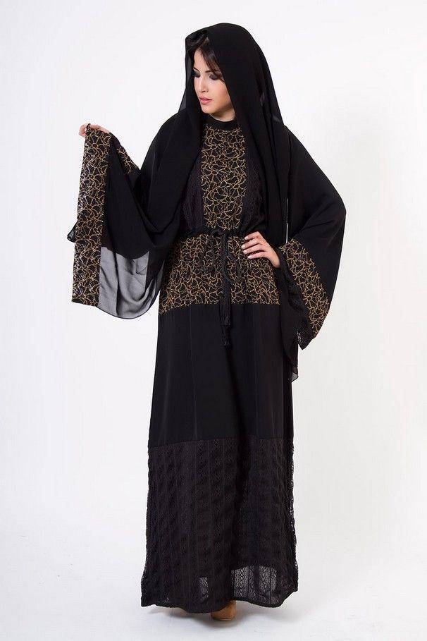 بالصور عبايات اماراتية , ملابس نساء اماراتيه رائعه 4288 5