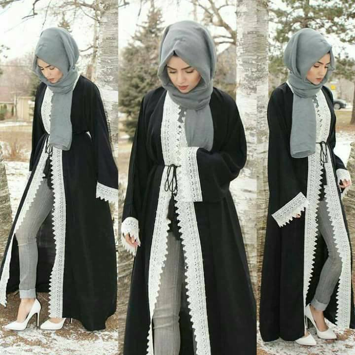 بالصور عبايات اماراتية , ملابس نساء اماراتيه رائعه 4288 8