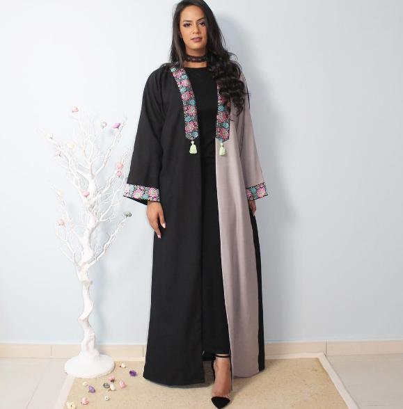 بالصور عبايات اماراتية , ملابس نساء اماراتيه رائعه 4288
