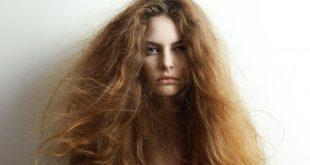 علاج الشعر الجاف , انواع الشعر الجاف