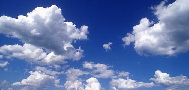 صورة لماذا السماء زرقاء , لماذا يكون لون السماء ازرق
