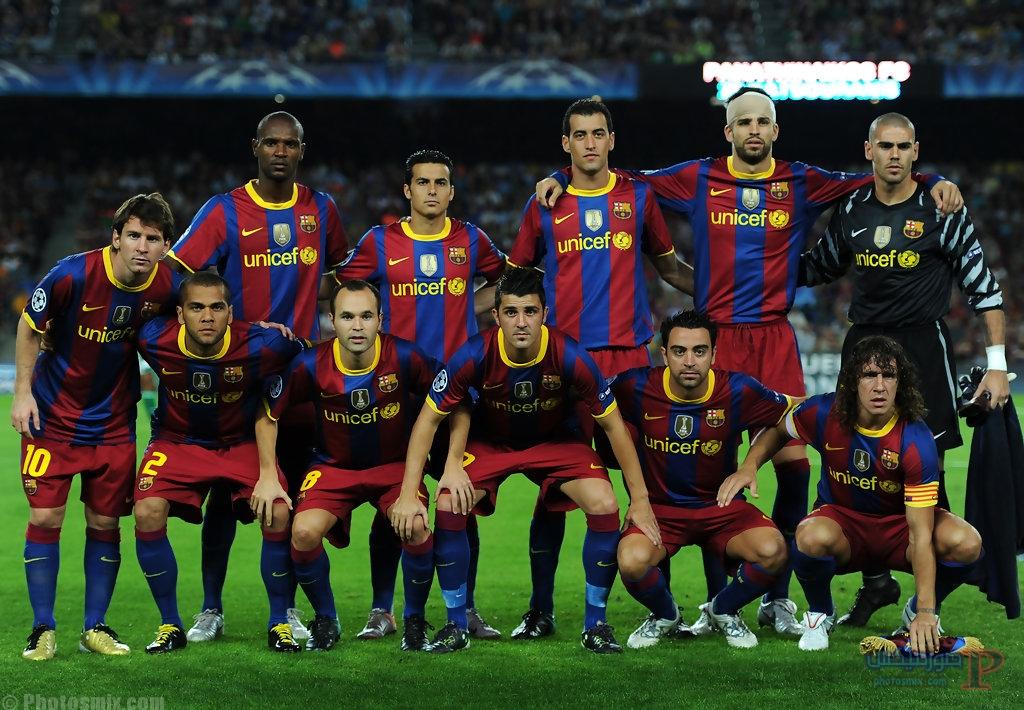 صورة صور فريق برشلونة , معلومات عن نادى برشلونة