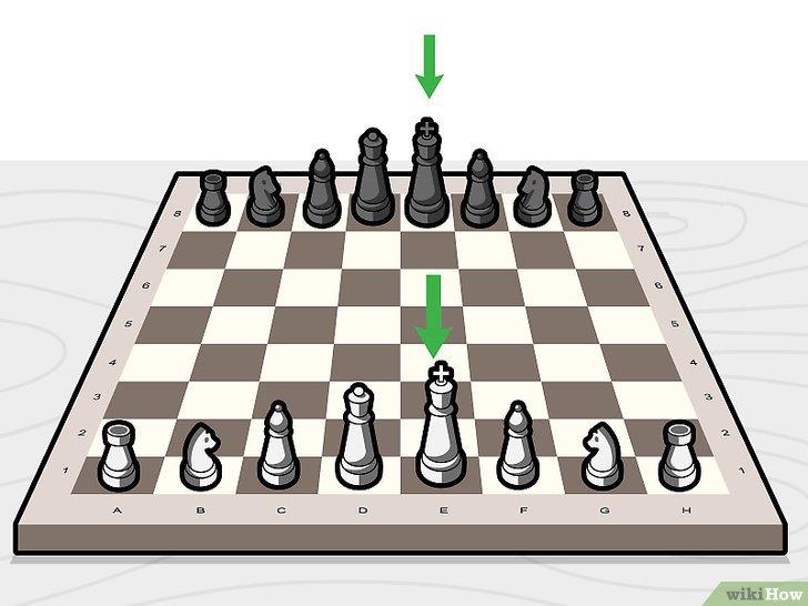 صورة كيفية لعب الشطرنج , اسرار لعب الشطرنج