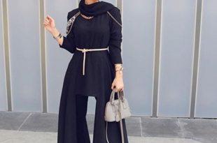 صورة ستايل محجبات , اجمل لفات الحجاب