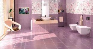 سيراميك حمامات 2019 , اجمل اشكال سيراميك حوائط للحمام