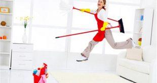 بالصور تنظيف البيت , افضل طرق للانتهاء من الاعمال المنزلية 1361 3 310x165