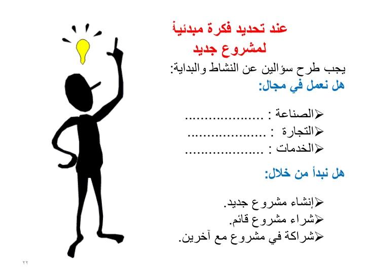 صورة فكرة مشروع جديد , اهم المشروعات المربحة للشباب