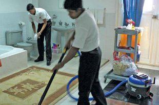 صورة شركة تنظيف منازل , افضل شركة لترتيب المنزل