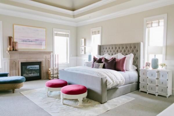 صورة اجمل غرف نوم , طرق اختيار ديكور غرفة النوم